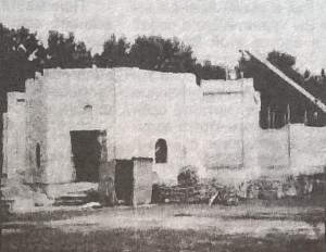 Храм Петра і Павла, що будується